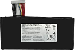 Batterymarket New BTY-L77 Replacement Laptop Battery Compatible with MSI GT72 2QD GT72S 6QF GT80 2QE Series WT72 MS-1781 MS-1783 2PE-022CN 2QD-1019XCN 2QD-292XCN - 11.1V 83.25Wh