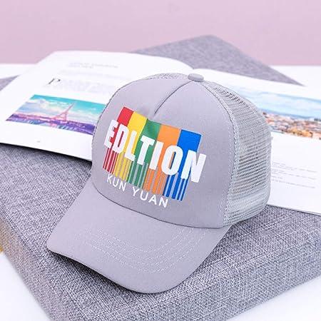 geiqianjiumai Color de código de Barras para niños, Sombrero de ...