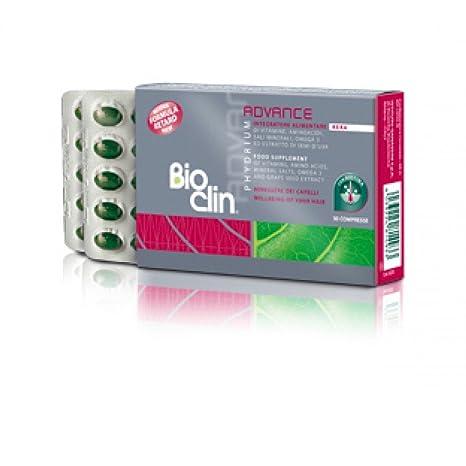 BIOCLIN BIOCLIN Phydrium Advance habita complemento alimenticio, 30 Pastillas