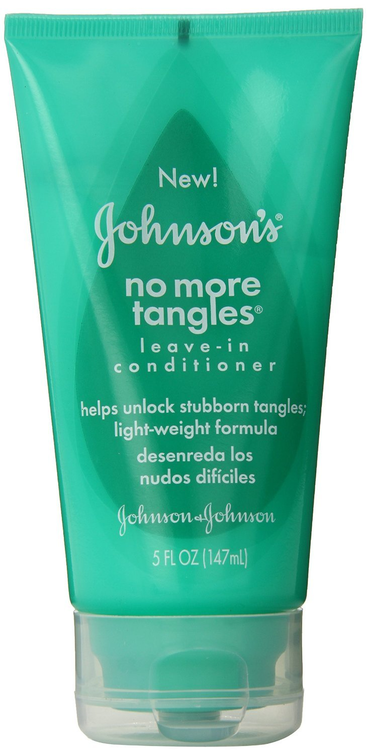 Johnson's Baby No More Tangles Conditioner - 6.8 Fluid Ounces Each (Value Pack of 3) by Johnson's Baby