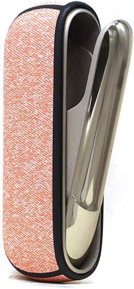 Tasche nur Yeleo Trosetry Tasche f/ür Iqos 3.0 - Rosa Schutzh/ülle f/ür Elektronische Zigarette in Jeans Stoff f/ür Iqos Elektronische Zigaretten