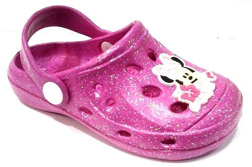 8a4faf4a127 ARNETTA - Zapatos primeros pasos de Material Sintético para niña Rosa  fucsia 28 29 Rosa Size  26 27  Amazon.es  Zapatos y complementos