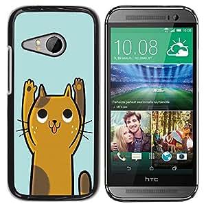 Dragon Case FOR HTC ONE MINI 2/M8 MINI - what is lost - Caja protectora de pl??stico duro de la cubierta Dise?¡Ào Slim Fit