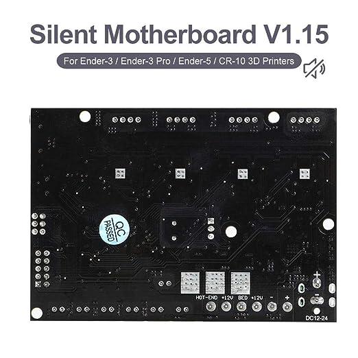 Beesuya 3D V1.1.5 Actualizar Placa Base silenciosa silenciosa ...