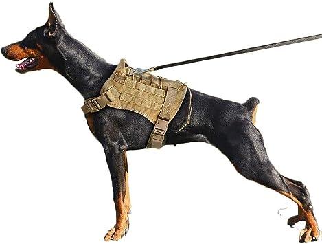 Snaked cat Police K9 - Arnés para Entrenamiento táctico para Perro ...