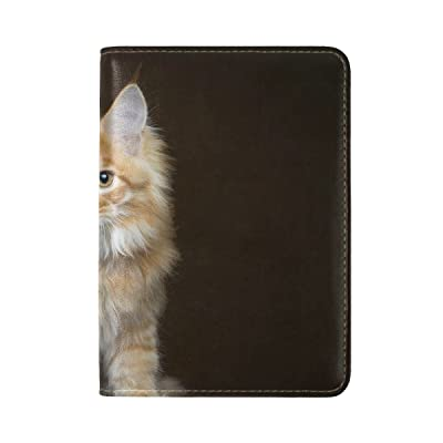 Futong Huaxia Maine Coon Cat Travel Messenger Bags Handbag Shoulder Bag Crossbody Bag Unisex