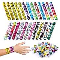 Giraffe - Slap Bracelets (50-Pack)
