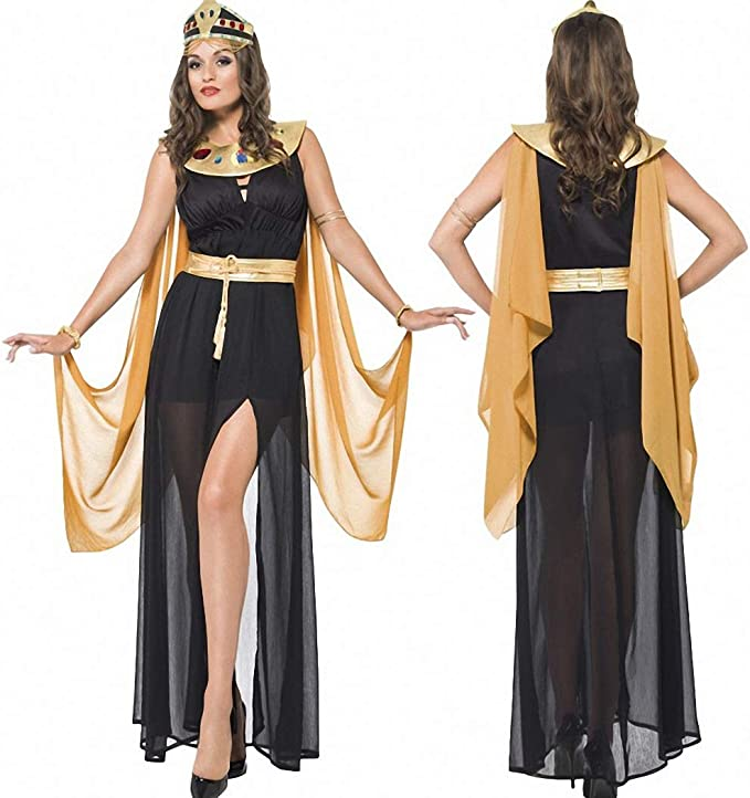 Amazon.com: Ytwysj - Disfraz sexy egipcio de reina Cleopatra ...