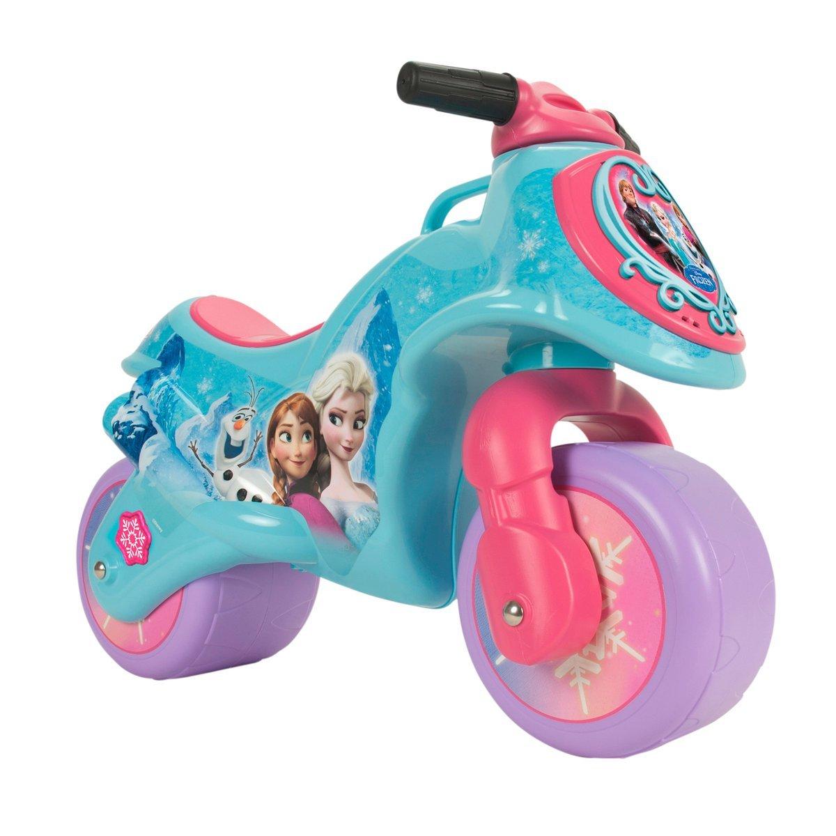 Scooter Mädchen - INJUSA Frozen Motorrad - Frozen Rutscher