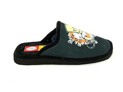 NIZA - Zapatillas BART SIMPSON de estar por casahttps://amzn.to/2EcMPr1