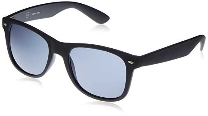 MSTRDS Unisex Sonnenbrille Likoma, Weiß (White 4215), One size