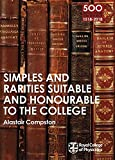 img - for RCP 9: Simples and Rarities Suitable and Honourable to the College (500 Reflections on the RCP, 1518-2018) book / textbook / text book