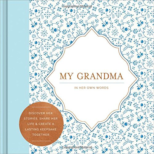 My Grandma: In Her Own Words (Interview Journal) cover