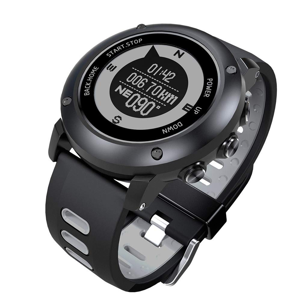 Amazon.com: NOMENI Smart Watch Fitness Tracker Waterproof ...