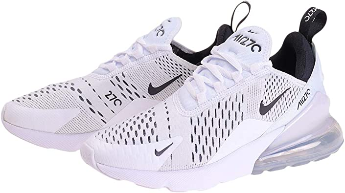 Servicio a tiempo ladrar  Amazon.com | Nike Air Max 270 Womens Casual Running Shoe Ah6789-100 | Road  Running