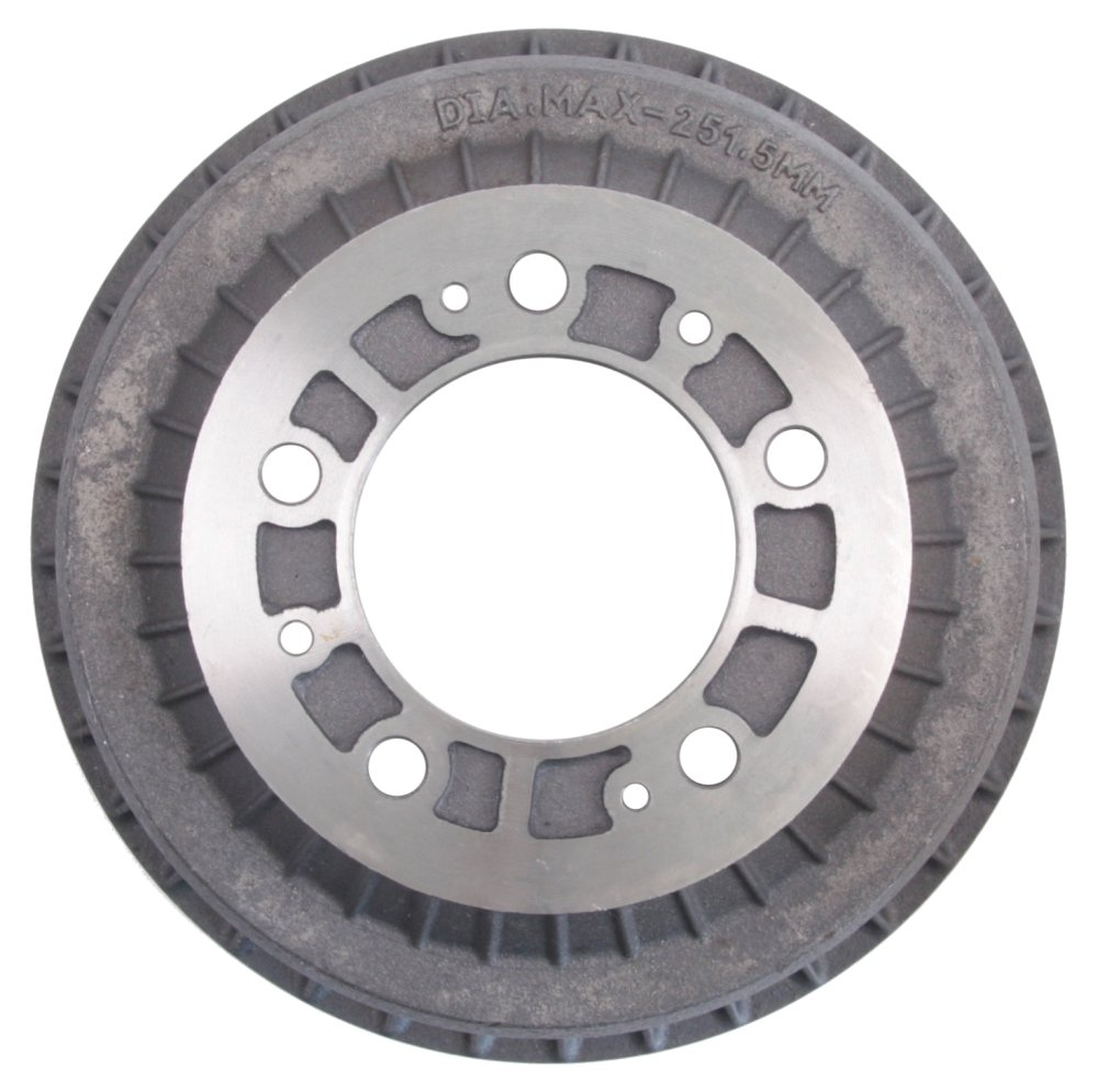 ABS 2443-S Brake Drum ABS All Brake Systems bv