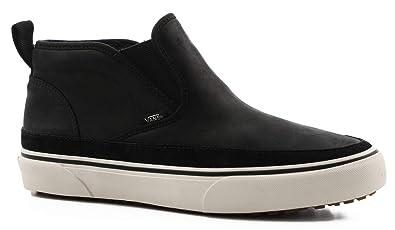 44450f34b97b71 Vans Mid Slip SF MTE (11 d) Black Marshmallow