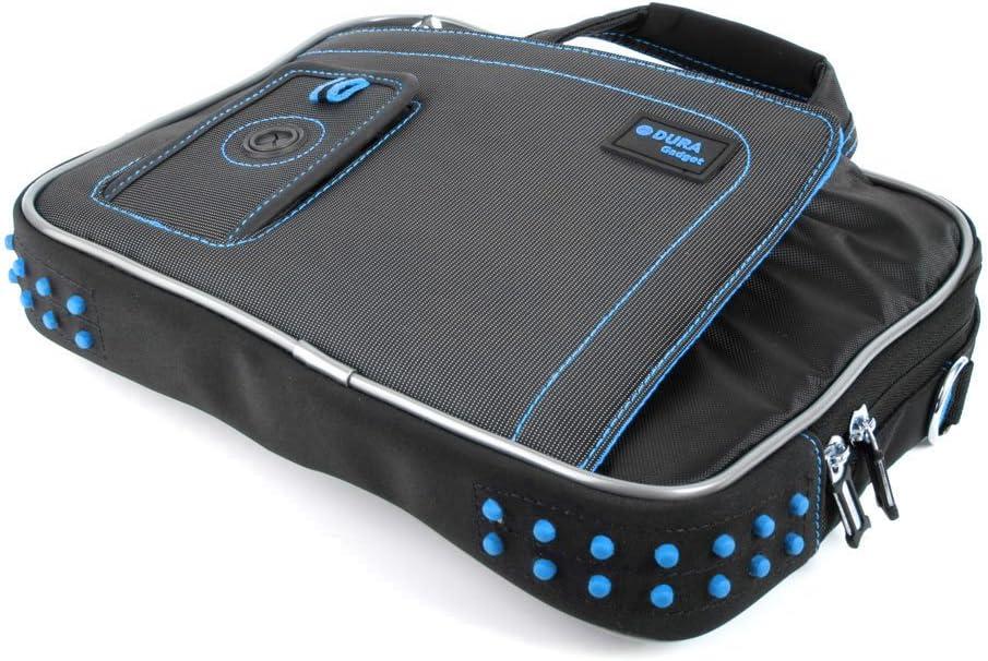 Z300CG Tablette Tactile 10.1 Pouces Tablette Tactile bandouli/ère Amovible DURAGADGET Sacoche de Transport Noir//Orange pour ASUS ZenPad 10