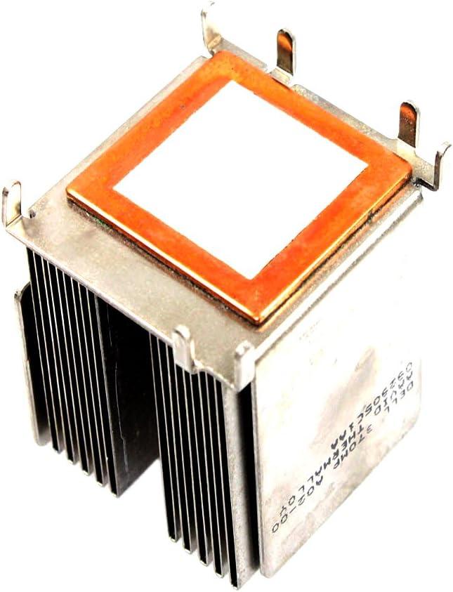 Thermal Alloy Heatsink For Dell PowerEdge PE 2500 2550 1500SC 370MP A02-00
