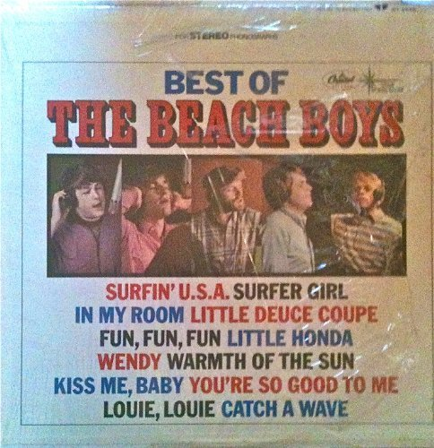 The Beach Boys - The Best Of The Beach Boys, Volume 1 [lp-Vinyl] - Zortam Music