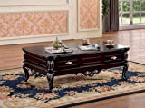 Meridian Furniture Valentino Rectangle Coffee Table