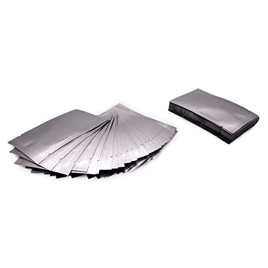 Bolsas de papel de aluminio de alta calidad Mylar (6 cm x 9 ...