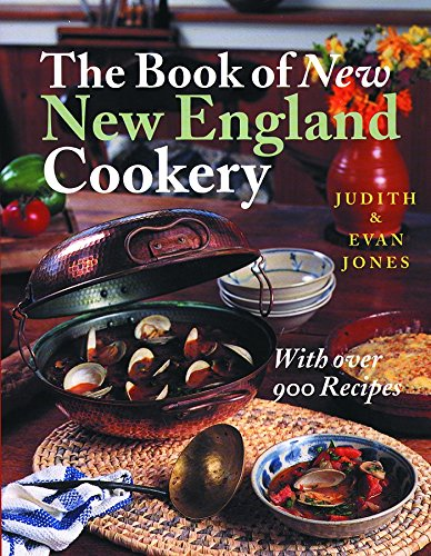 The Book of New New England Cookery