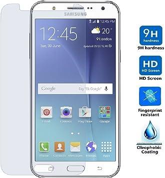 ELECTRÓNICA REY Protector de Pantalla para Samsung Galaxy J7 ...