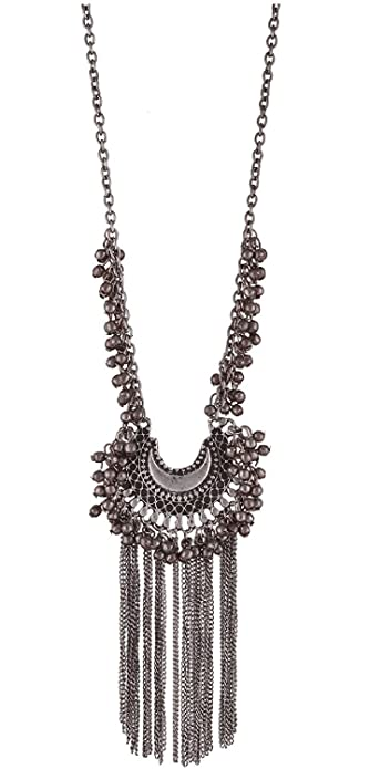 efddd264e Buy Aradhya Afghani Turkish Style Vintage Oxidised German Silver Tribal  Necklace Set for Women Online at Low Prices in India | Amazon Jewellery  Store ...