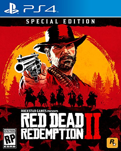 - Red Dead Redemption 2: Special Edition - PS4 [Digital Code]