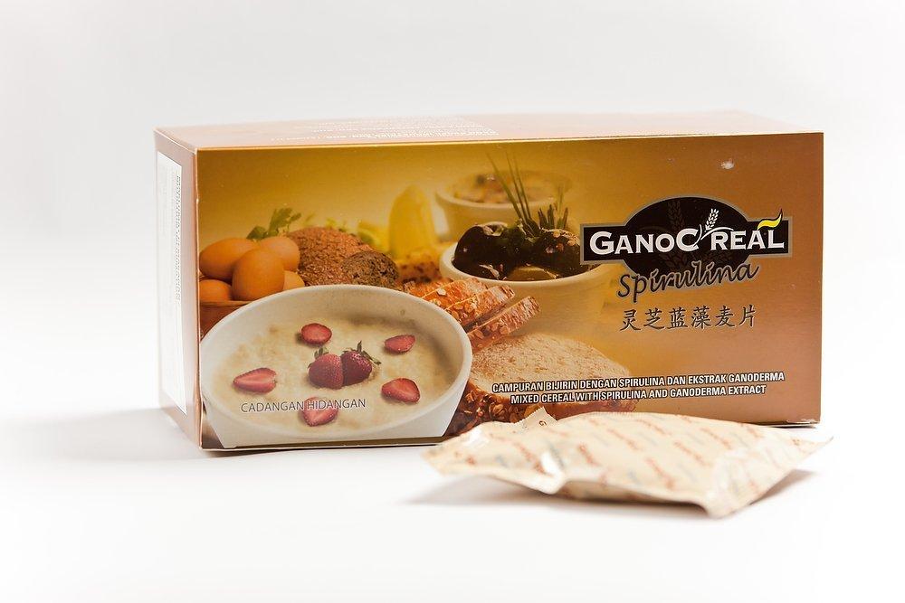 2 Cajas Gano Cereales Espirulina Avena by Gano Excel – 30 ...