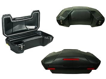 Outdoor Küche Edelstahl Quad : Box koffer quad atv cargo quadkoffer groß für helme amazon
