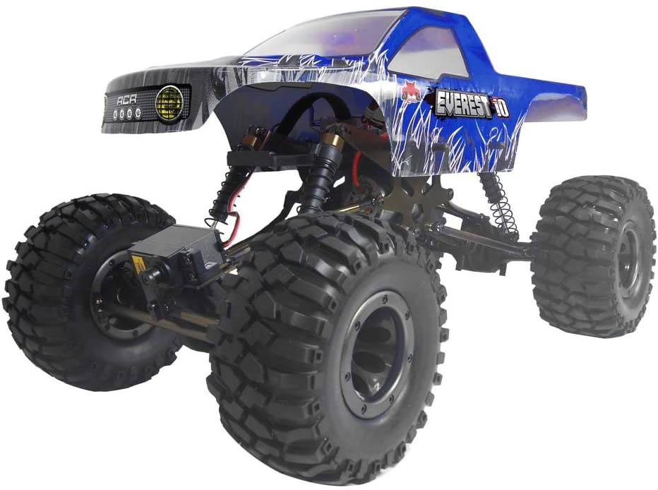 Redcat Racing Everest-10 Electric Rock Crawler Waterproof Car