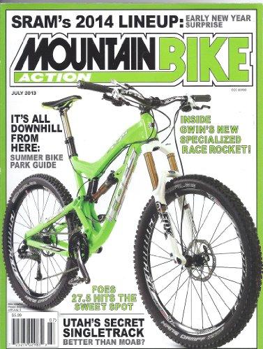 Mountain Bike Action (July (2013 Mountain Bike)
