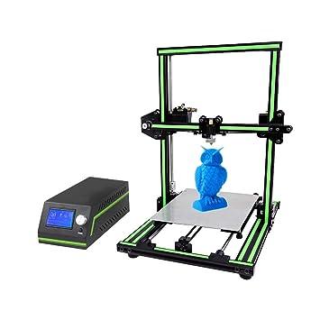 ZHQEUR Conjunto de impresoras 3D Anet E10 Multilingüe Marco ...