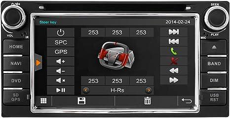 Car Reverse Rear-View Backup Camera Fo Toyota Camry Celica Corolla iM FJ Cruiser
