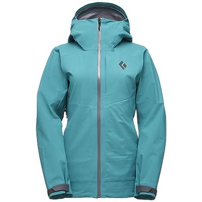 .com : Black Diamond W Recon Stretch Ski Shell : Clothing