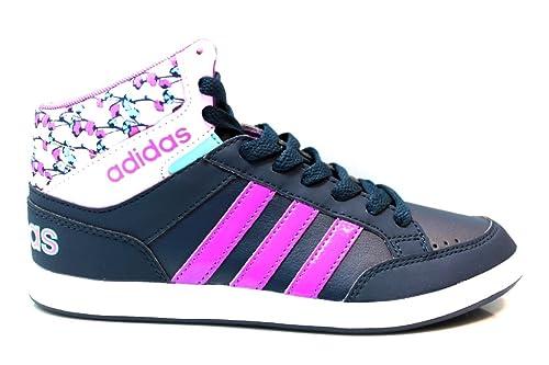 scarpe adidas hoops mid k