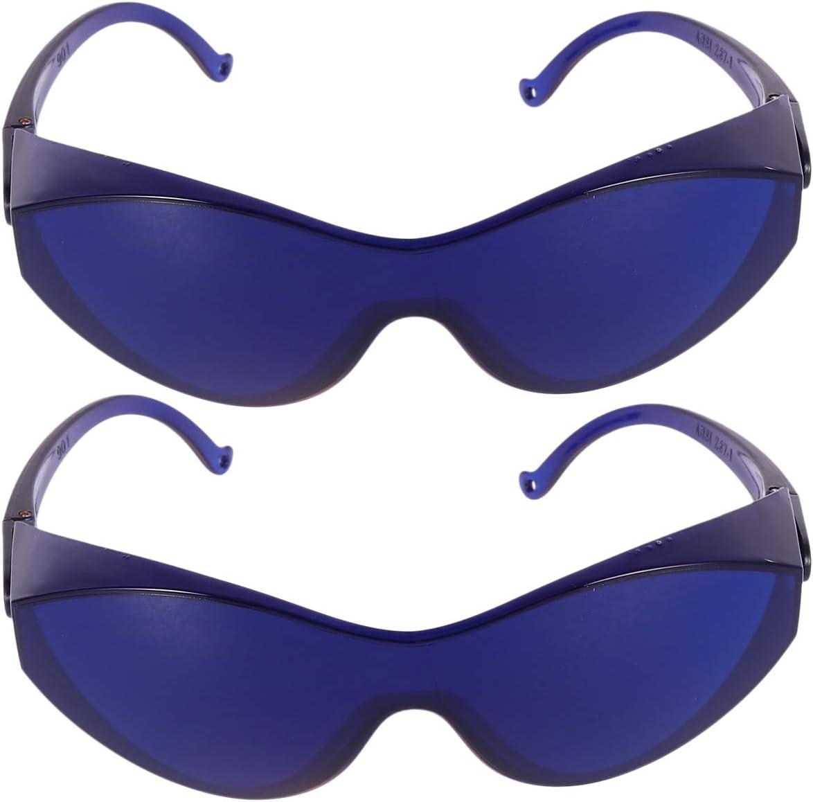 Artibetter 2 Piezas Gafas Protectoras Ipl Protección Ocular Médica Gafas Cosmetología Operador Gafas Gafas Protectoras para Los Ojos