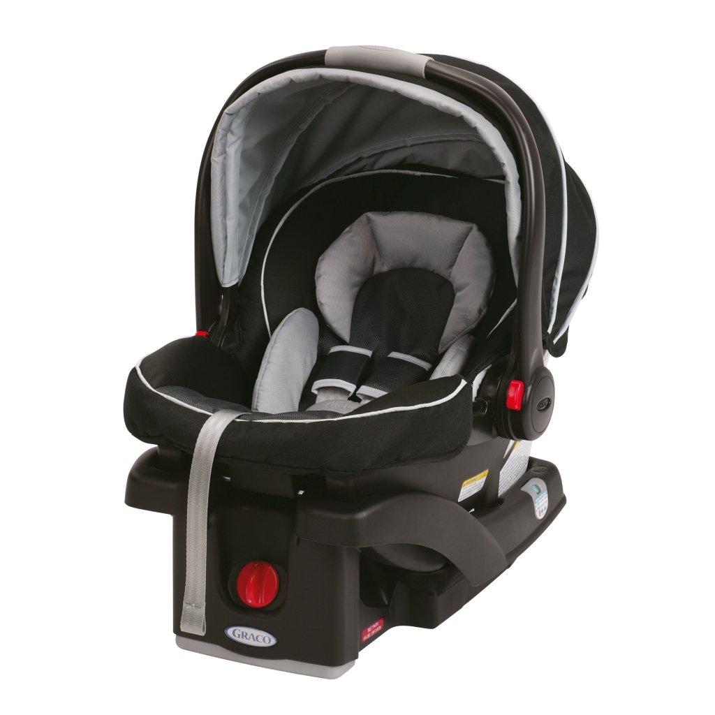Amazon.com : Graco SnugRide 35 Infant Car Seat, Gotham : Kitchen & Dining