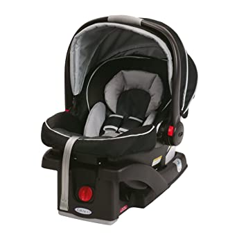Amazon.com : Graco SnugRide 35 Infant Car Seat, Gotham : Kitchen ...