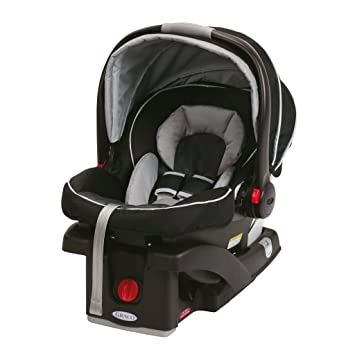 Amazon.com : Graco SnugRide Click Connect 35 Infant Car Seat, Gotham ...