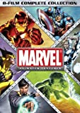 Marvel Animated Features: 8-Film Complete Collection by n/a