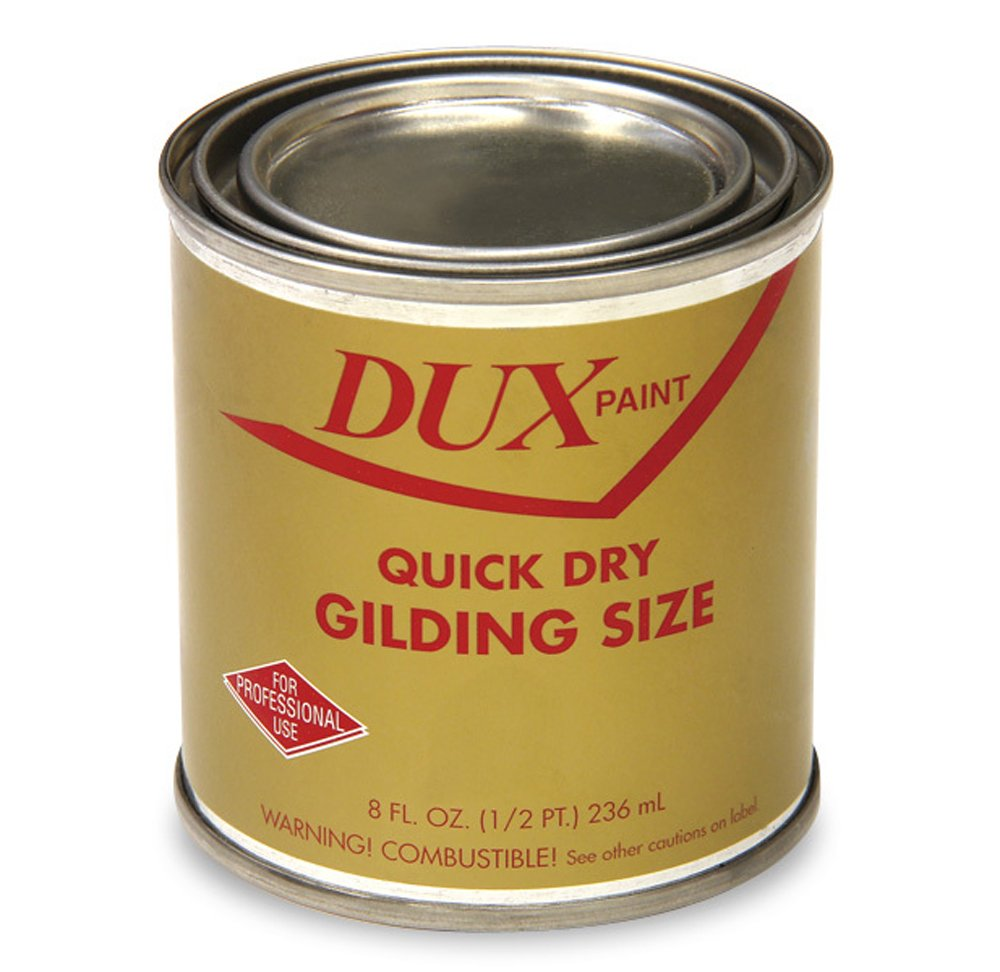 Gold Size 8 Oz Quick Drying