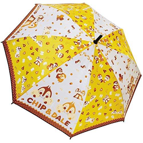 Character umbrella Chip & Dale Nuts dough length umbrella 55cm 35037