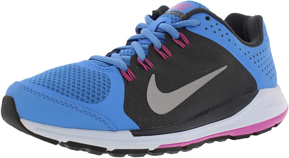 Nike Womens Zoom Elite- 6 Low Top Lace Up Fashion Sneakers