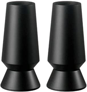 product image for Fletchers' Mill Columbia Salt & Pepper Mill, Black Stain - 6 Inch