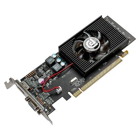 planuuik R5 230 GPU 1GB GDDR3 64 bit Gaming Computadora de ...