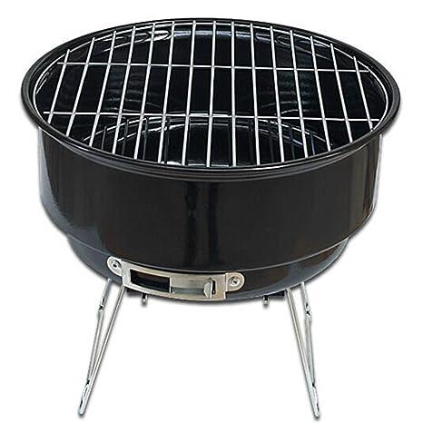 Nclon Plegable Portátil Carbón Barbacoa Barbacoa de carbón ...