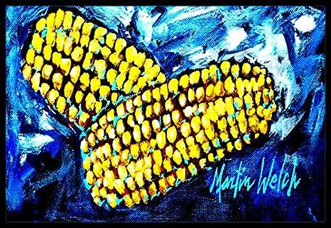 18 x 27 Carolines Treasures Craw Momma Crawfish Indoor or Outdoor Mat Multicolor